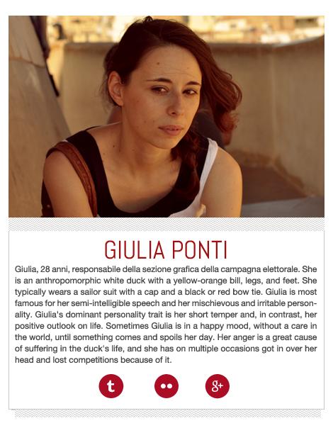 Giulia Ponti